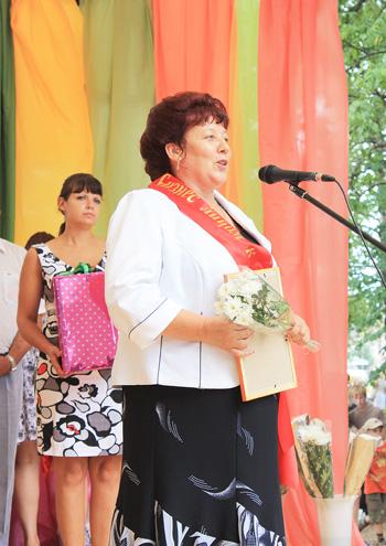 Елена Барсукова «Победитель в номинации «бизнес лицом к людям»