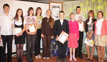Участники первой районной конференции исследовательских работ по краеведению имени И.И.Смирнова