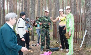 Мошаровские «Орлята» на третьем месте