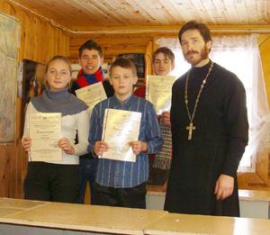 Участники православной конференции