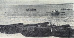 На турбазе «Орлинка» отдыхающие чувствуют себя «в атмосфере благожелательности и гостеприимства», а одно из самых любимых их занятий – катание на лодках, – пишет районка.